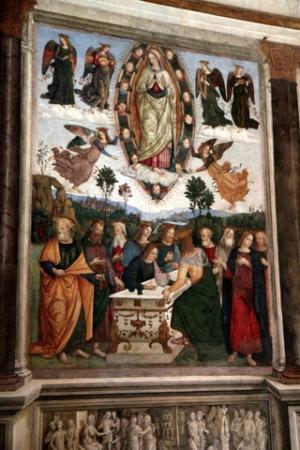 Chiesa di Santa Maria del Popolo: Basso Della Rovere Chapel at Santa Maria del Popolo