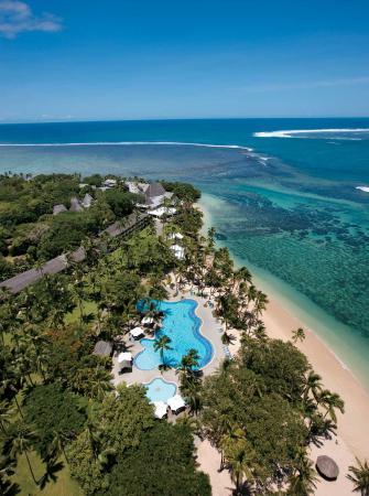 Yanuca Island, Fiyi: Lagoon Pool
