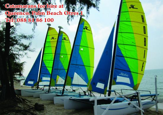 Sailsihanoukville - Catamaran Hire