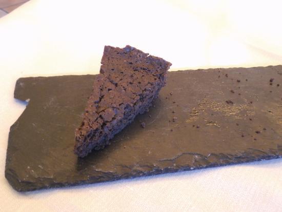 Ristorante Latini : Torta al cioccolato
