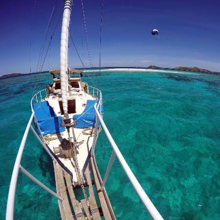 Sail in Fiji