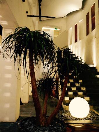 Al Najada - Souq Waqif Boutique Hotels: ホテルのロビー