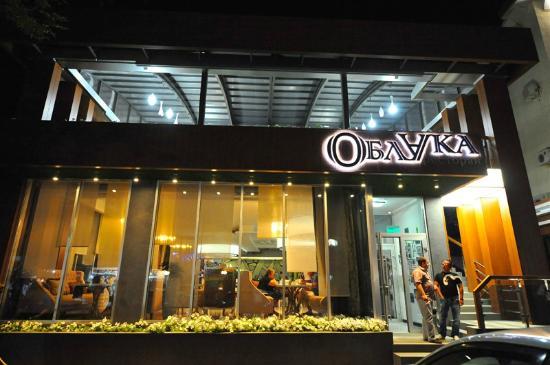 Restaurant Oblaka