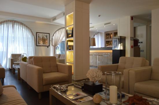 Eight Hotel Paraggi : Hall