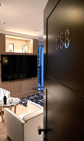 Eight Hotel Paraggi : Eight Suite