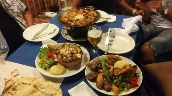 에르진잔 레스토랑