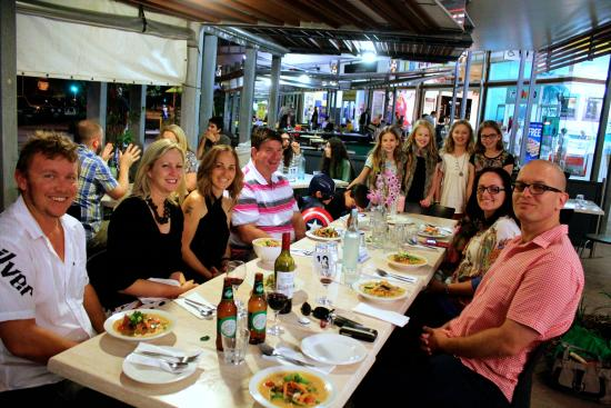 Hot Chilli Bean Thai Cafe: Parties for any occasion are always welcome at the Hot Chilli Bean Thai. The more the merrier…..