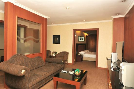Golden Boutique Hotel Angkasa : Suites Room