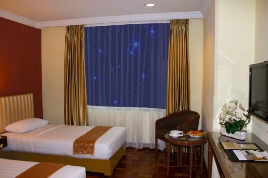 Golden Boutique Hotel Angkasa : Luxury Room