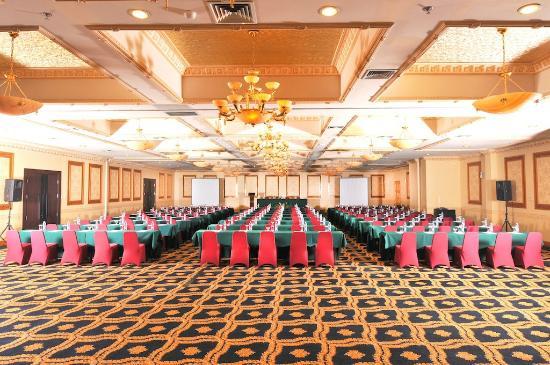 Golden Boutique Hotel Angkasa : Golden Ballroom