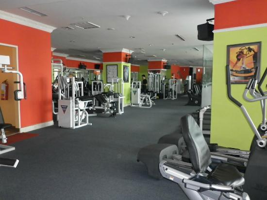 Golden Boutique Hotel Angkasa: Body Gym Health Club