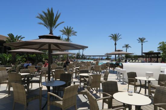 Playa Granada Club Resort: Beach bar