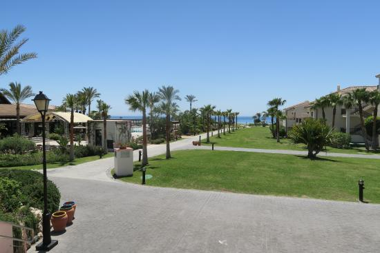 Playa Granada Club Resort: Jardines