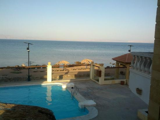 Dahab Hotel: view from our room