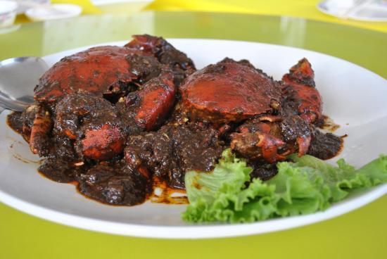 Sin Soon Lee Seafood: Laksa Crad
