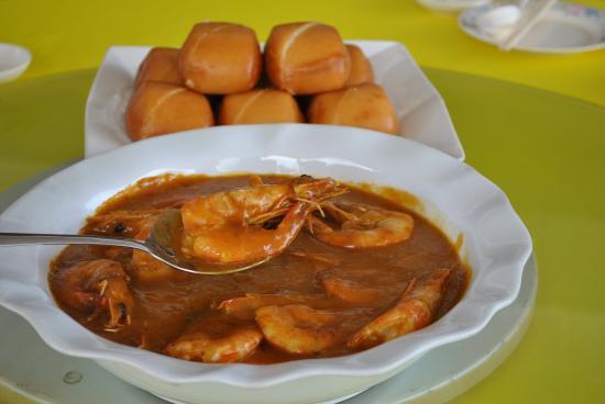 Sin Soon Lee Seafood: Vetnamese Prawn
