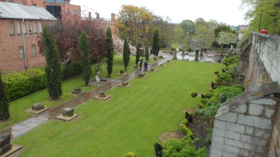 Ru Nas Picture Of Chester Roman Gardens Chester