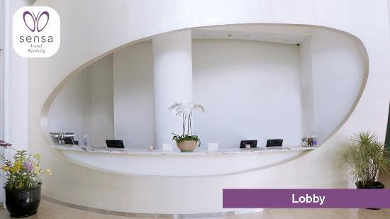 Sensa Hotel: Lobby