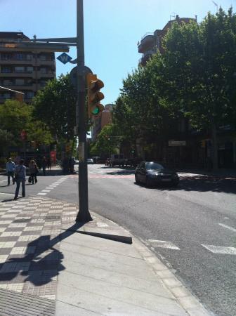 Vivobarcelona Apartments: Placa de Sants