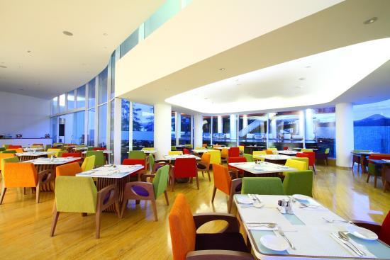 Sensa Hotel: Restaurant