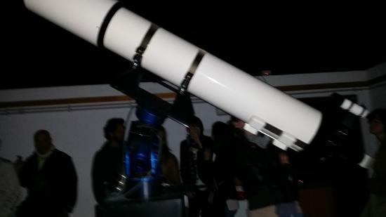 Osservatorio Astronomico di INAF Rome Astronomical Observatory : Telescopio