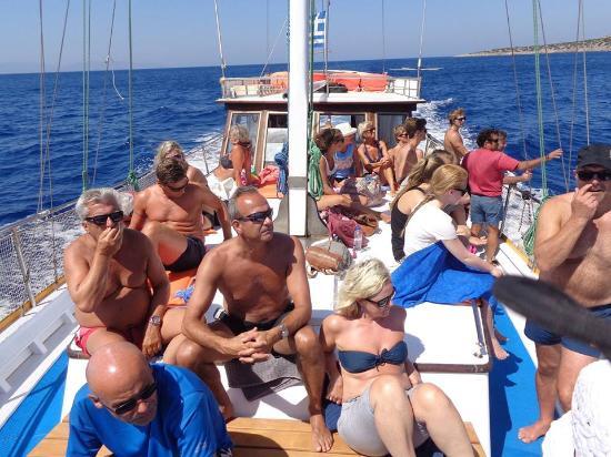 Naxos Cruises: Argonaftis