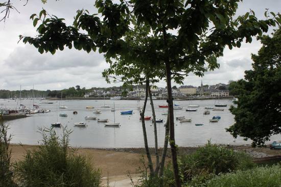 Relais Thalasso Bénodet : depuis Sainte Marine