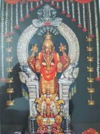 Horanadu, الهند: Annapoorneswari