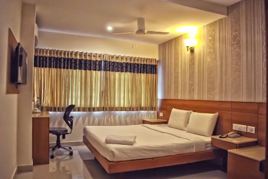 Inside the room - Picture of Hotel Apple Park, Coimbatore
