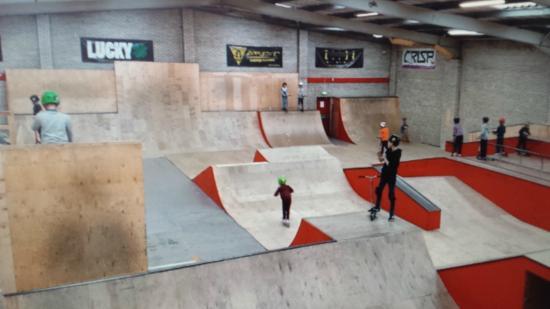 Override Indoor Skate Park
