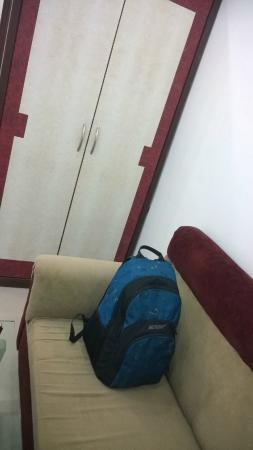 Hotel Saptaparna: DELUXE A/C ROOM
