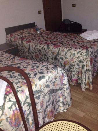Piccolo Hotel Il Palio: Quarto no térreo