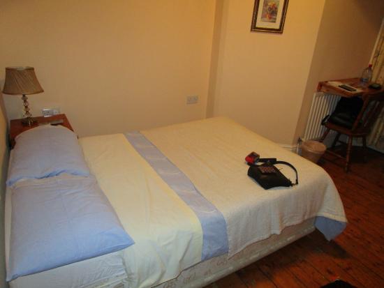 Harrington House Hostel : la nostra camera con il letto