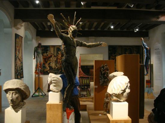Musee d'Art, Histoire Et Archeologie d'Evreux