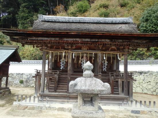 Juhachi Shrine
