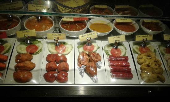Menu Masakan India Halal Picture Of Central Chidlom Food Loft