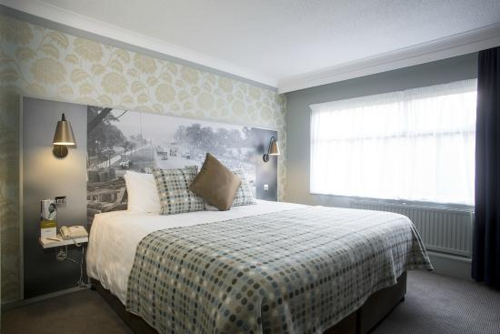 Mercure London Watford Hotel: Newly Refurbished Classic Double Room
