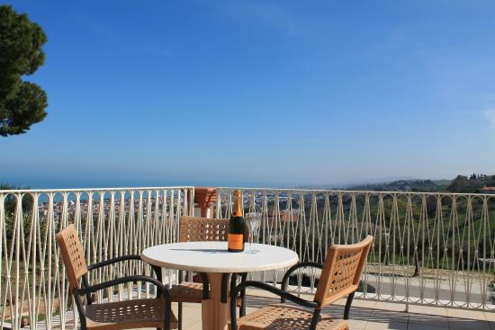 Il Parco Sul Mare Resort & SPA: panorama suite superior