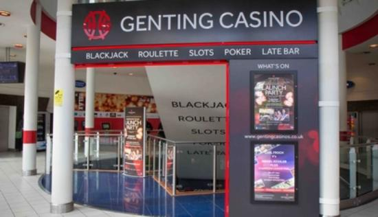 Join genting casino
