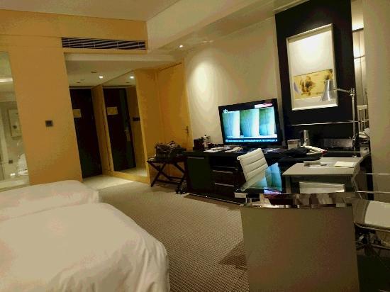 ホテル・ニッコー上海, 無線ラン使えます