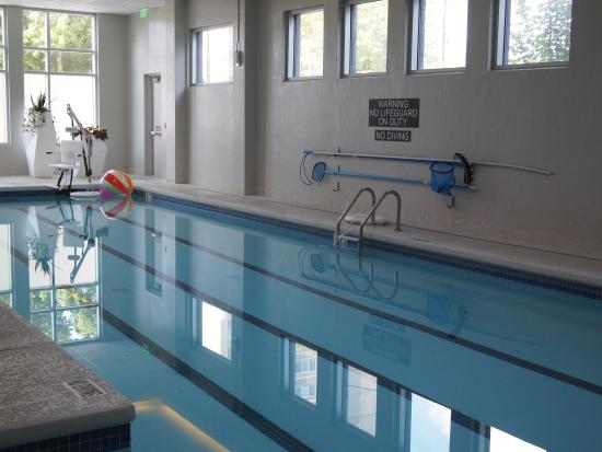 Hyatt Atlanta Midtown : Pool