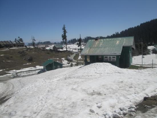 Tourist Establishment: Other huts