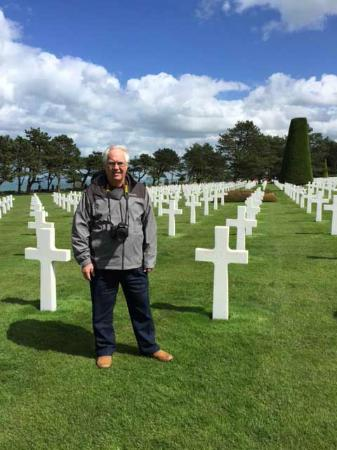 Experience Normandy Tours : The American Cemetery was the most emotional part of the tour.