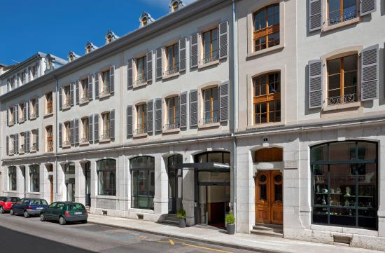 Swiss Luxury Apartments: Historical building