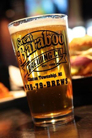 Baraboo Beer! Macomb County's first Brew Pub! - Picture of Great Baraboo  Brewing Co., Clinton Township - Tripadvisor