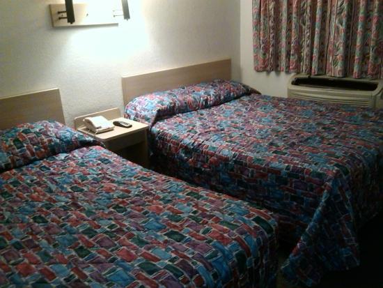 Motel 6 Gallup : interior
