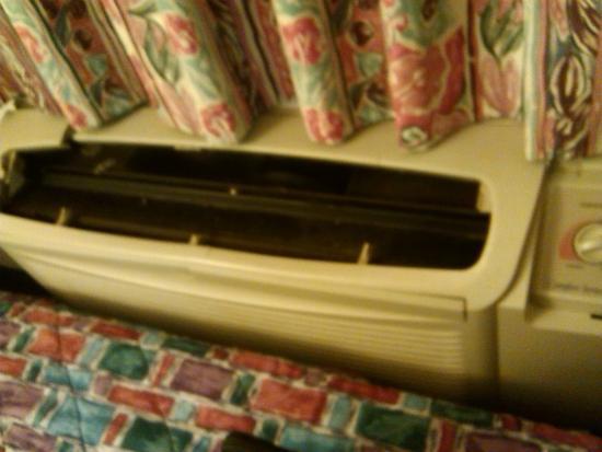 Motel 6 Gallup : heater/fan