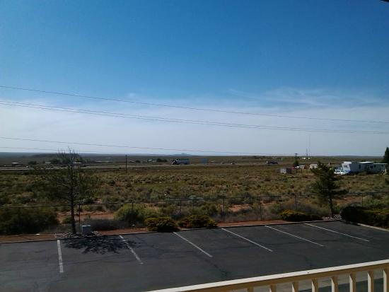 Motel 6 Holbrook: view