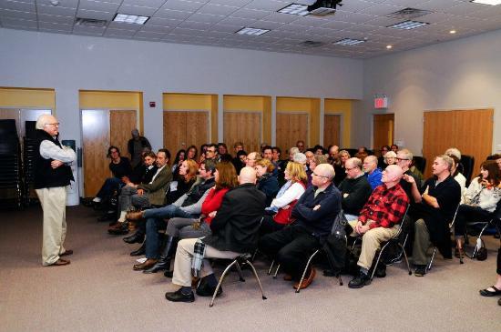Lambertville, Nueva Jersey: Director, Bill Jersey Q&A after EAMES film