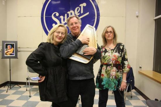 Lambertville, NJ: Catherine and John Sebastian at ACME